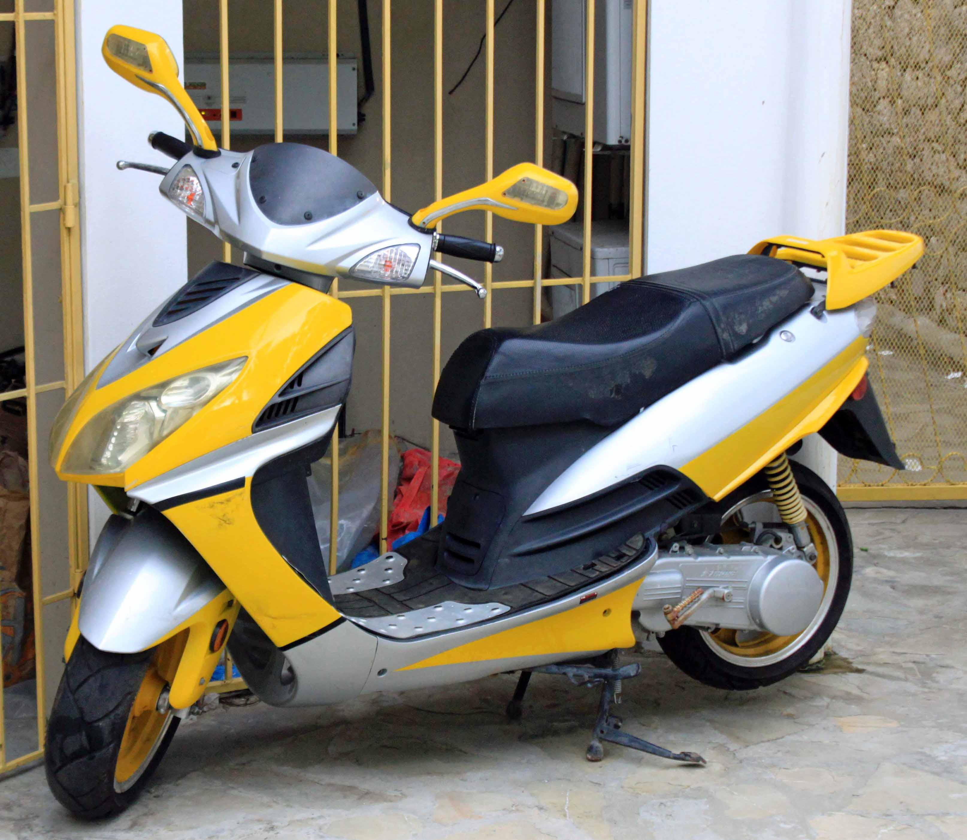 Dominican Republic Classifieds 2008 Mc 75 150cc Pasola Motor